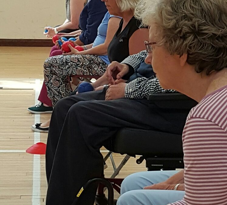 Bap 'n' Boccia (and Kurling!) – Greenfinch Church Hall, Ipswich