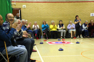 CLOSED UNTIL FURTHER NOTICE - New Age Kurling, New Age Bowls and Boccia - Felixstowe @ Senior Citizens Centre