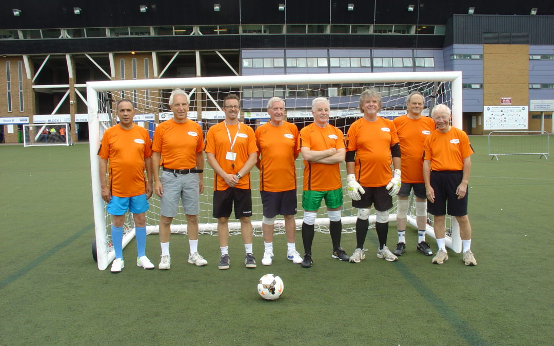 Walking Football (Outdoors) – Whitton Sports & Community Centre, Ipswich