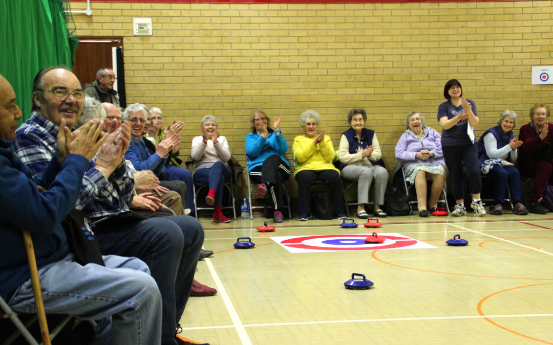 Kurling and Boccia Group – St Mary at Stoke Church Hall, Ipswich
