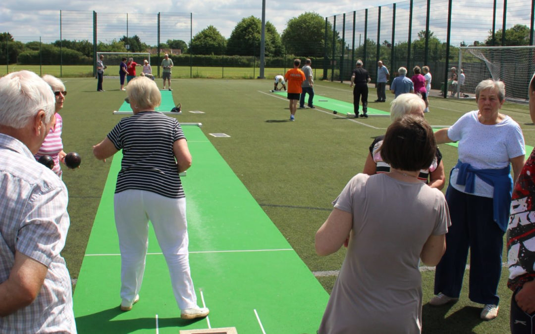 ActivBowls – Gainsborough Sports & Community Centre, Ipswich