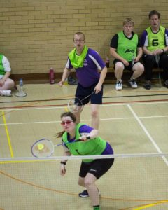 Inclusive Badminton - For adults with a learning disability @ Suffolk New College Sports Centre | England | United Kingdom