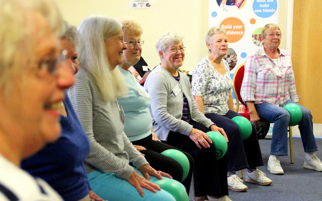 Better Balance (Level 2) – St Mary at Stoke Church Hall, Ipswich