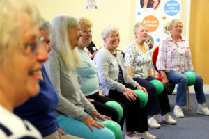 Better Balance (Level 2) - St Mary at Stoke Church Hall, Ipswich @ St Mary at Stoke Church Hall