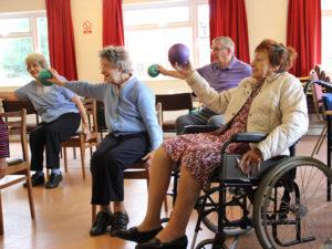 Sitting Strong (Level 1) - Goldcrest Court, Ipswich @ Goldcrest Court | England | United Kingdom