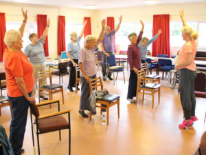 Better Balance (Level 2) - Rushmere St Andrew @ Rushmere St Andrew Village Hall