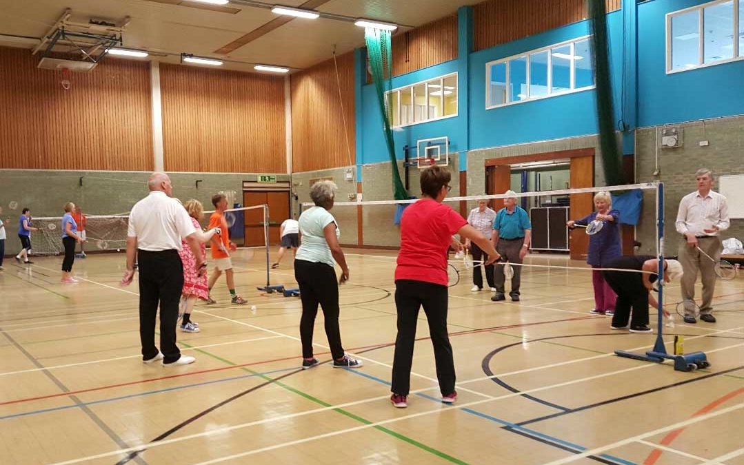 Special Olympics Badminton – Suffolk New College Sports Centre, Ipswich