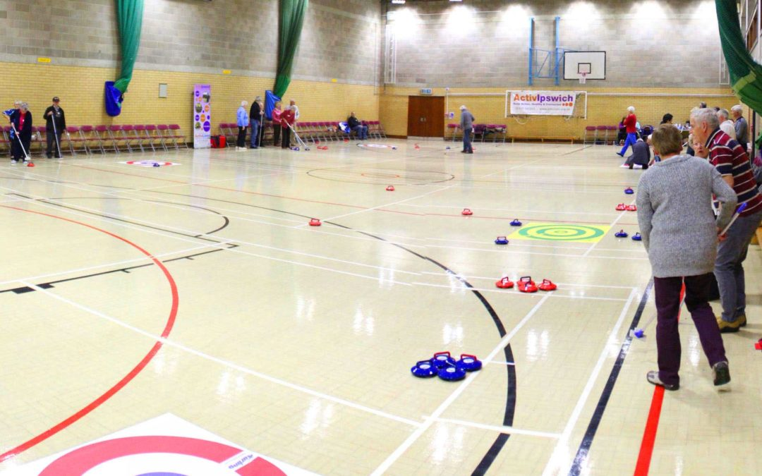 Kurling and Boccia Group – Salvation Army Priory Centre, Ipswich