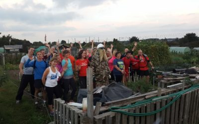 What an amazing start for Goodgym Ipswich!