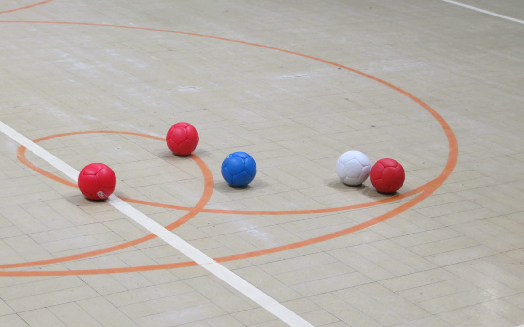 Boccia competition at home! – Boccia England: The Rainbow Cup