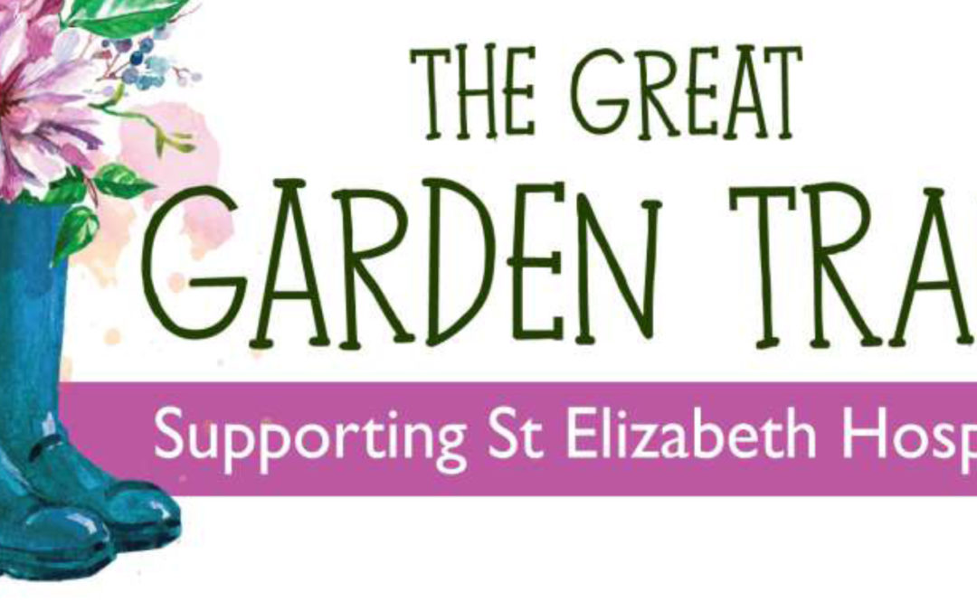 ActivGardens make ready for Great Garden Trail in aid of hospice
