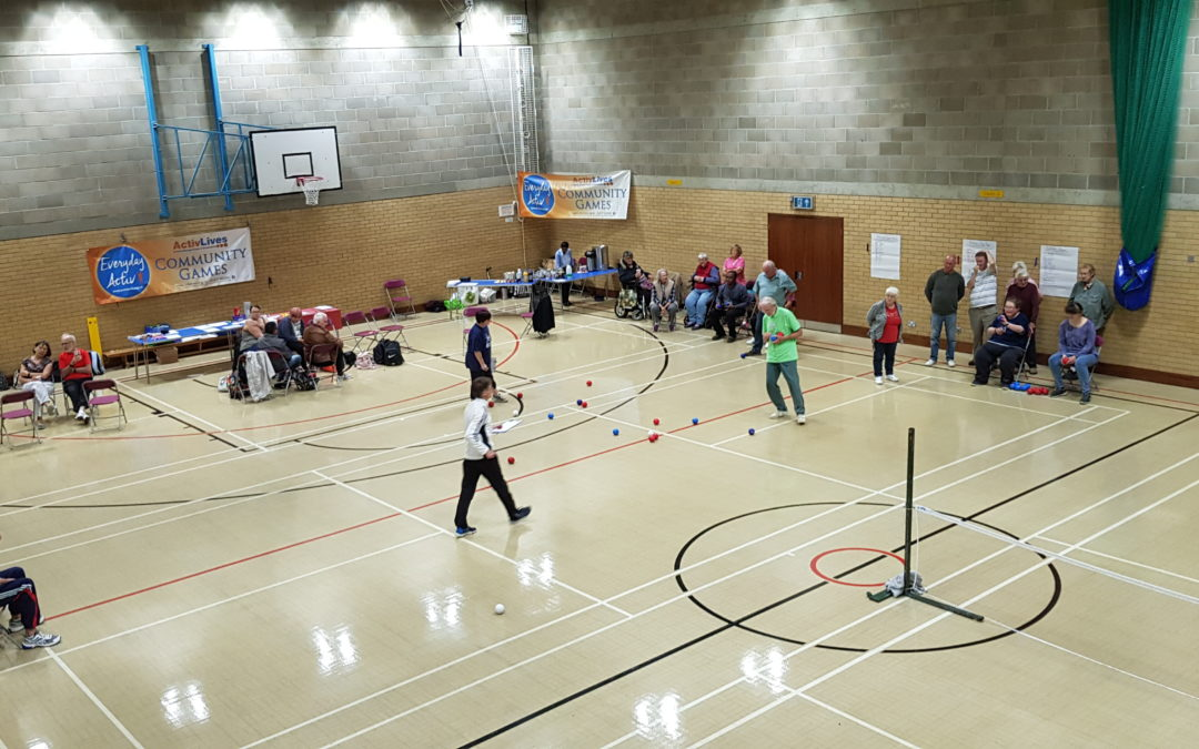 New sessions added to the 'Everyday Activ' programme in Ipswich