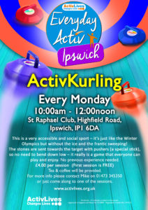 ActivKurling @ Ipswich St Raphael Club | England | United Kingdom