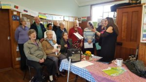 CLOSED UNTIL FURTHER NOTICE - ActivSingers - Ipswich @ Stratford court sheltered housing | England | United Kingdom