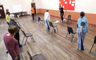 New activity sessions in Ipswich target the 50+ age group