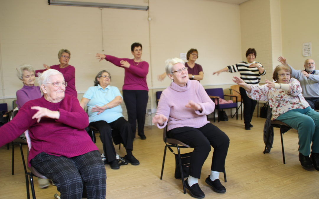 Sing & Dance Yourself Happy – St Thomas Church Hall