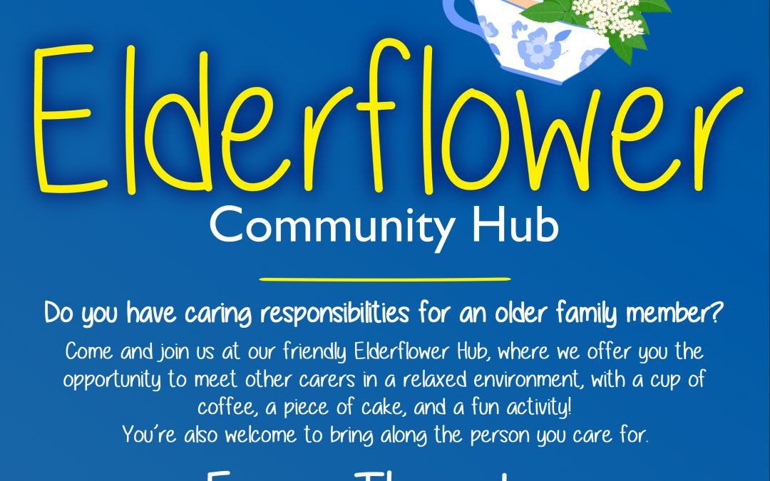 ActivLives announces New Ipswich Carer's Project – Elderflower Hub