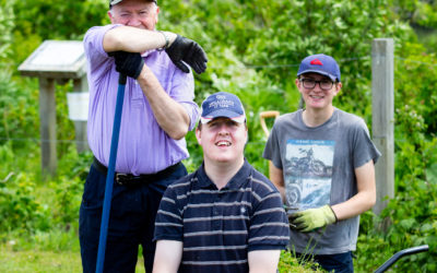 Turn over new leaf at ActivGardens in free learning scheme