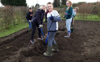 Outdoor Learning and Skills Programme for young people at school – 29.06.20