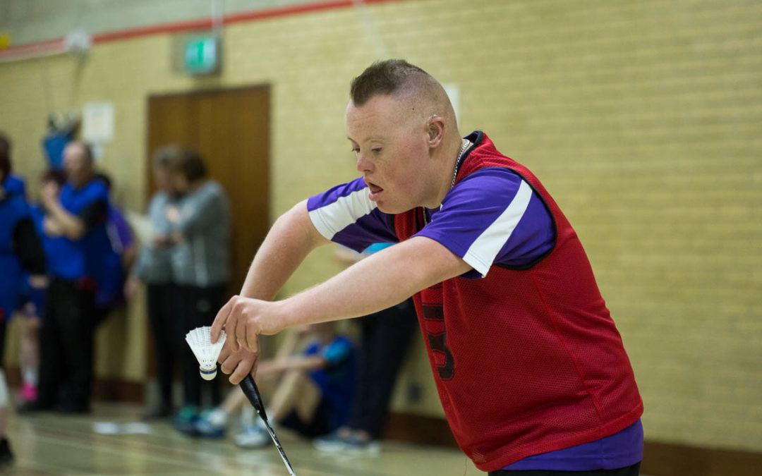 Inclusive Badminton is back!